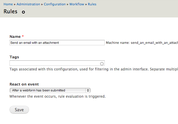 Add an attachment to a Drupal Webform confirmation email